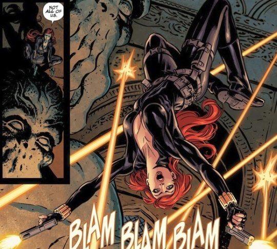 《秘密復仇者》(Secret Avengers) 漫畫。