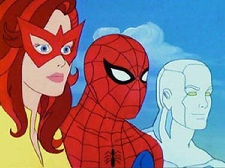 《蜘蛛人與他的神奇小夥伴》