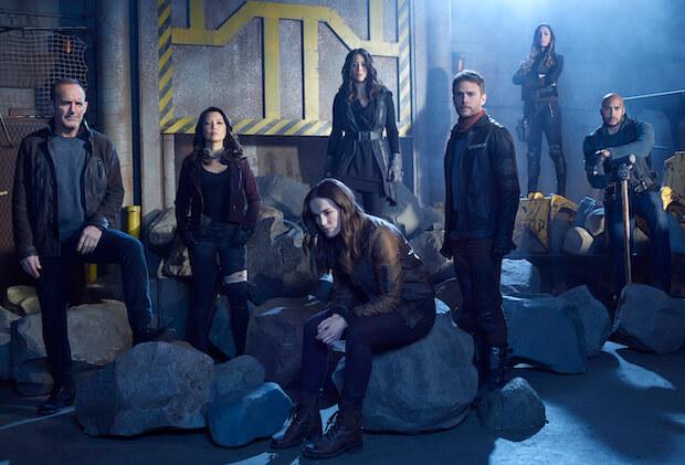 考森探員在《復仇者聯盟》裡領便當後在影集《神盾局特工》捲土重來。