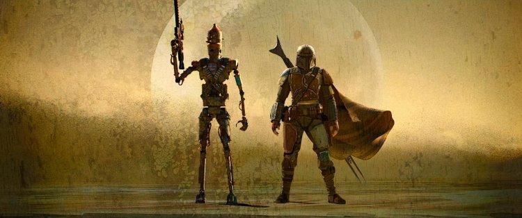 從《星際大戰》世界觀延伸出來的影集《曼達洛人》已於串流平台 Disney+ 上線。