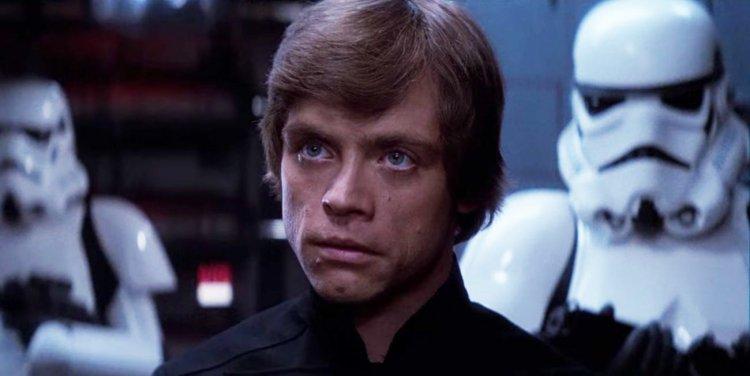 馬克漢米頓在《星際大戰》飾演的路克天行者是星戰迷心中永遠的男主角。
