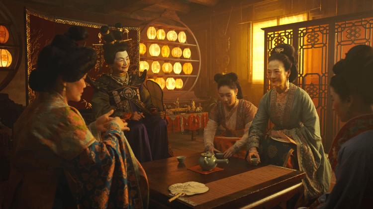 花木蘭(Mulan)劇照