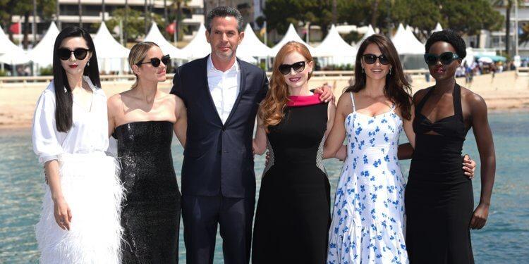 賽門金柏格將與五位女將們合作女性諜報片《355》。