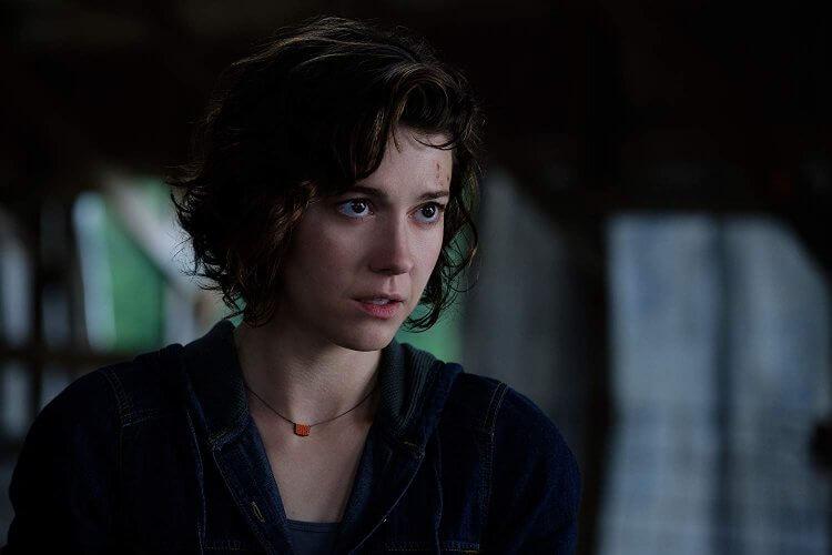 《雙子殺手》裡的瑪麗伊莉莎白文斯蒂德