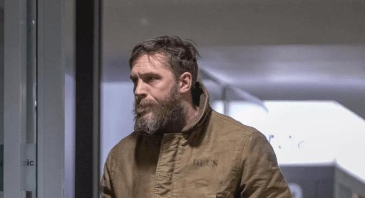 湯姆哈迪愛蓄鬍