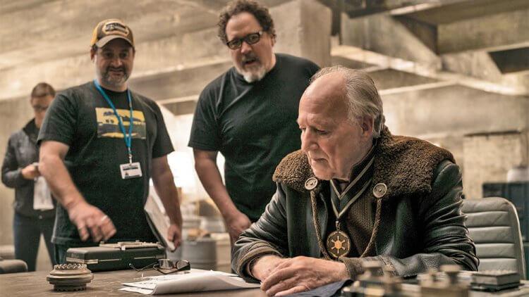 電影大師荷索現身 Disney+ 星戰影集《曼達洛人》