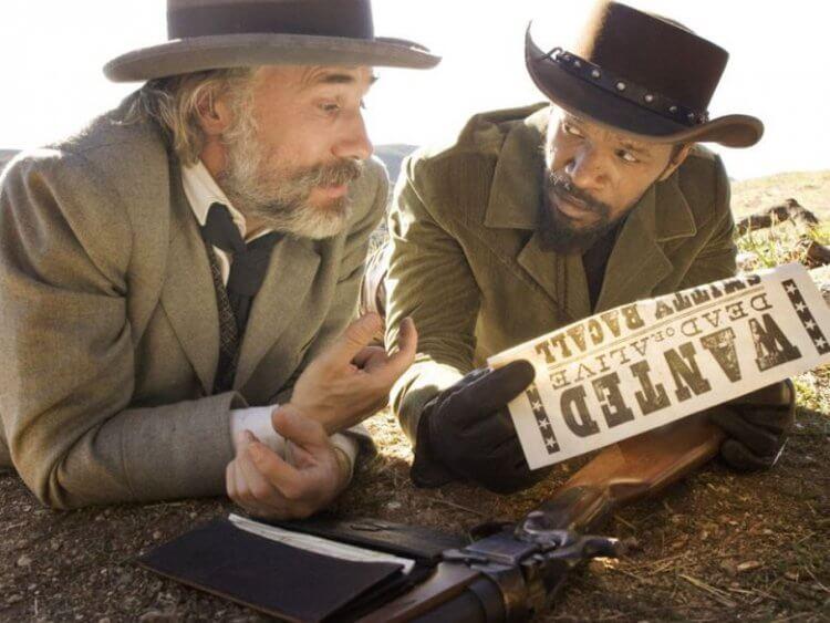 昆汀塔倫提諾導演 2013 年作品《決殺令》。