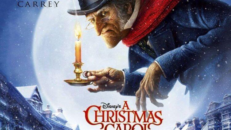 由《阿甘正傳》導演勞勃辛密克斯執導的《聖誕夜怪譚》,改編自狄更斯的小說《小氣財神》,並由金凱瑞主演。