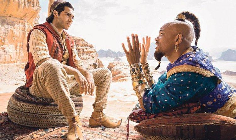 《阿拉丁》票房破 10 億卻沒有讓飾演男主角的梅納馬蘇德大紅大紫。