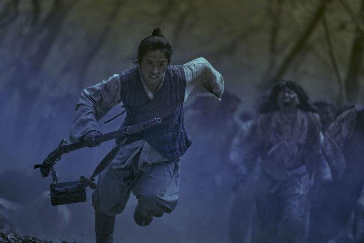 《李屍朝鮮》劇照。