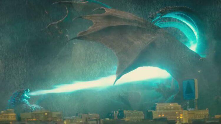 《哥吉拉 II:怪獸之王》也慘遭滑鐵盧。