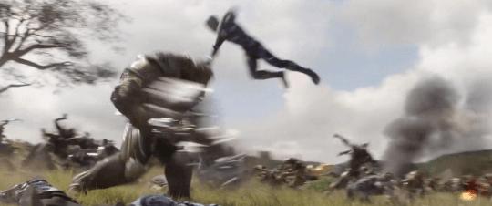 《復仇者聯盟4:終局之戰》(Avengers: Endgame) 裡的最終戰役