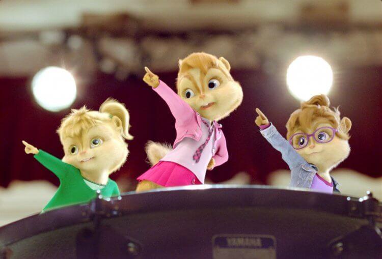 動畫電影《鼠來寶》系列已經有四部作品,深受小朋友們的喜愛。