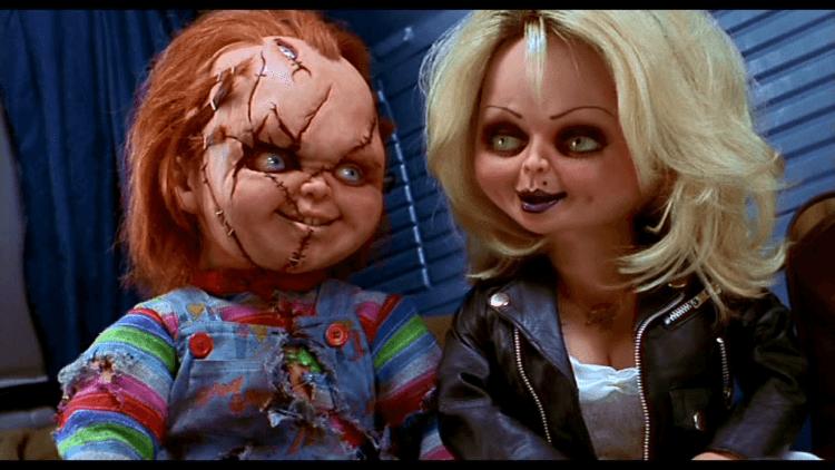《鬼娃新娘》(Bride of Chucky) 劇照。