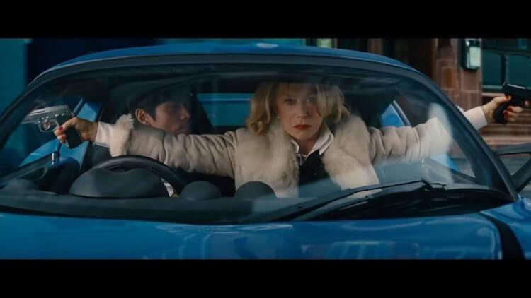 《玩命關頭》(The Fast and the Furious) 系列劇照。