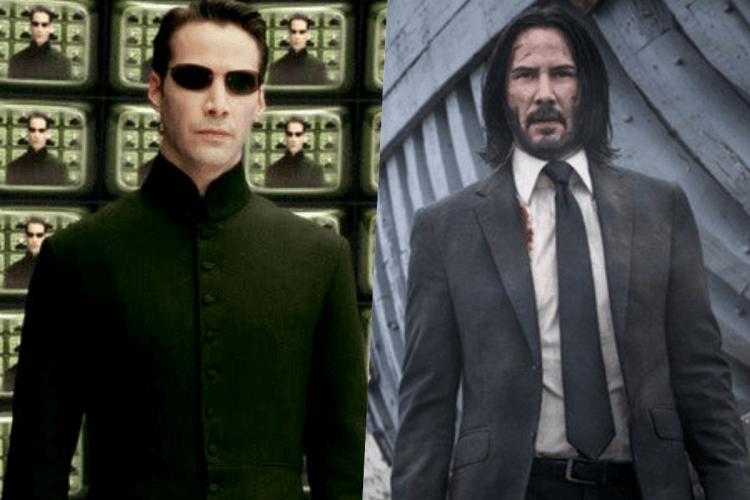 基努李維主演的《駭客任務 4》、《捍衛任務 4》將在同一天一起上映。