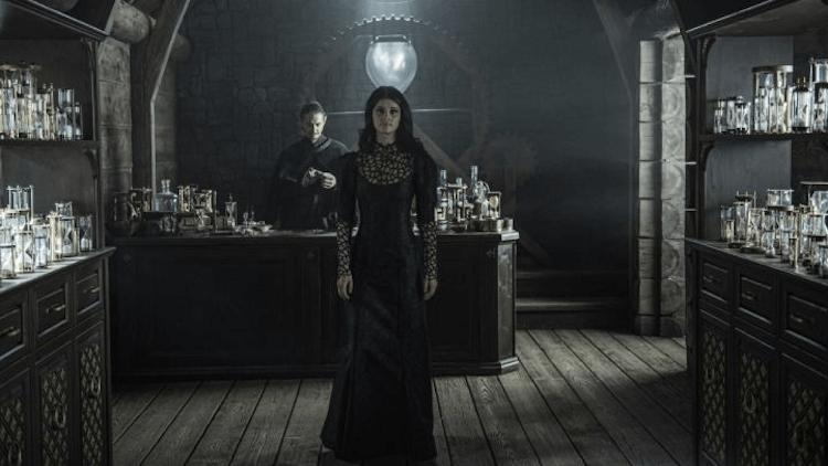 《獵魔士》第五集〈瓶中慾望〉向電玩版《巫師 3:狂獵》(The Witcher 3:Wild Hunt) 的「泡澡傑洛特」致敬。