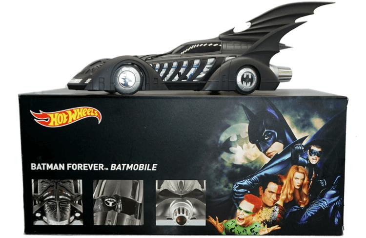 華納影業同時賣蝙蝠俠電影與玩具