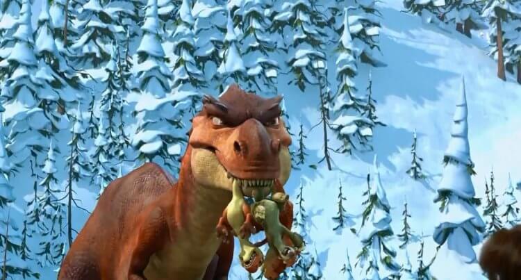 《冰原歷險記》系列動畫電影到了 2009 年的《冰原歷險記 3:恐龍現身》更大膽嘗試 3D 技術,吸引大小朋友前往戲院觀影。