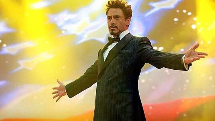 漫威電影宇宙的核心人物「鋼鐵人」東尼史塔克。