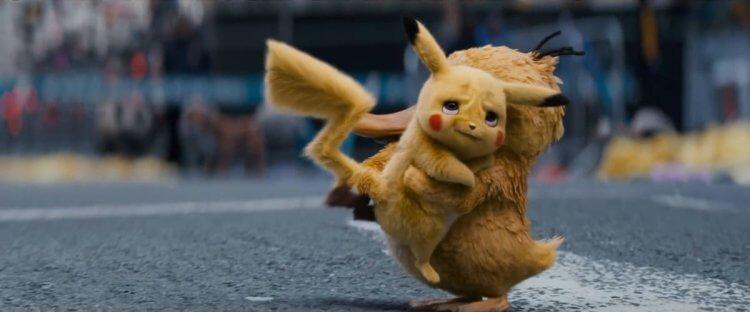 《Pokémon 名偵探皮卡丘》的票房不如預期。