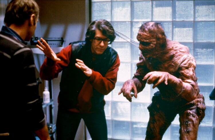 大衛柯能堡 (David Cronenberg) 1986 年的作品《變蠅人》被視為科幻恐怖電影的經典。