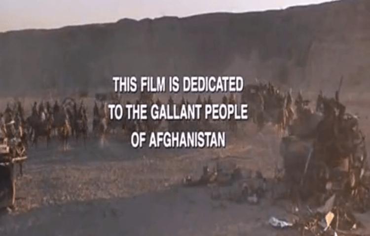 因國際情勢變動,《第一滴血第三集》變成了最尷尬的藍波電影。