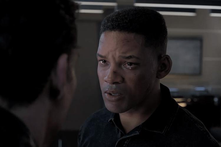 威爾史密斯 (Will Smith) 「雙主演」的驚悚動作片《雙子殺手》(Gemini Man) 劇照。
