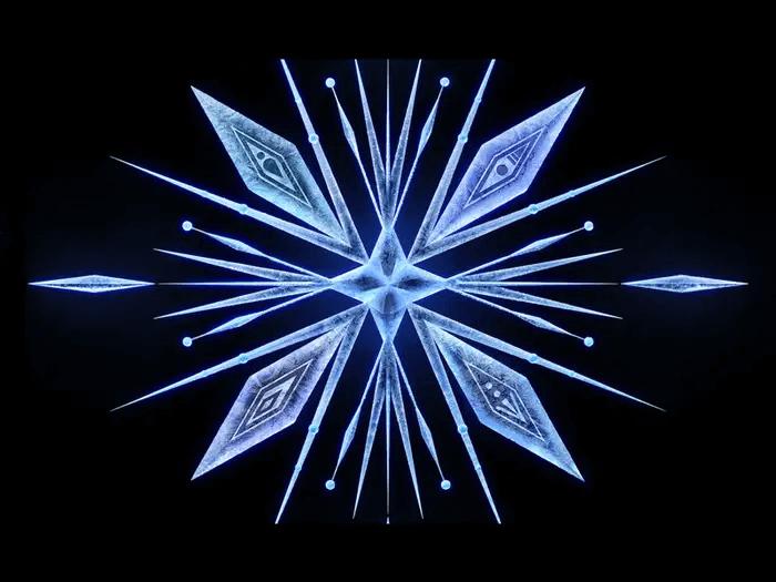 《冰雪奇緣 2》(Frozen 2) 海報