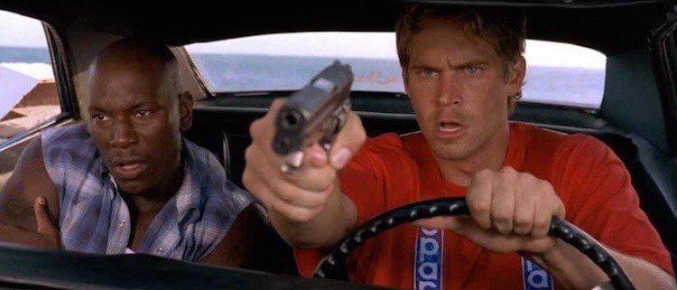 《玩命關頭 2》(2 Fast 2 Furious) 劇照。
