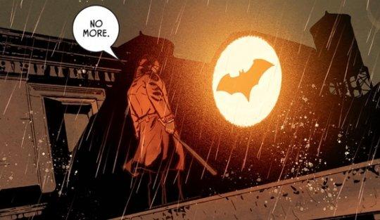 黑暗騎士被冷凍在華納影業地下室。