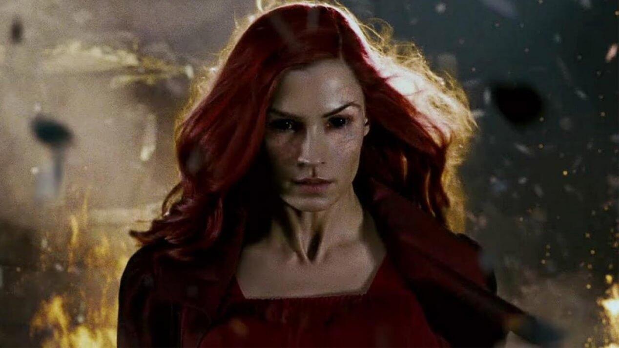 芳姬詹森演出電影《X 戰警》中的琴葛蕾一角。