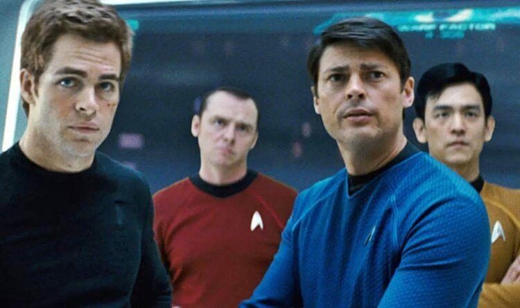 昆汀正在撰寫《星際爭霸戰》(Star Trek) 劇本。