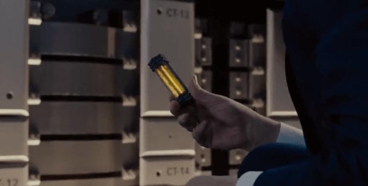 這罐黃蜂裝甲用來縮小放大的特殊粒子仍是漫威系列中未兌現的伏筆。