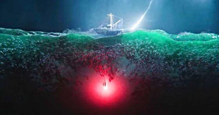 電影《水行俠》裡的「海溝王國」,讓導演溫子仁情有獨鍾。