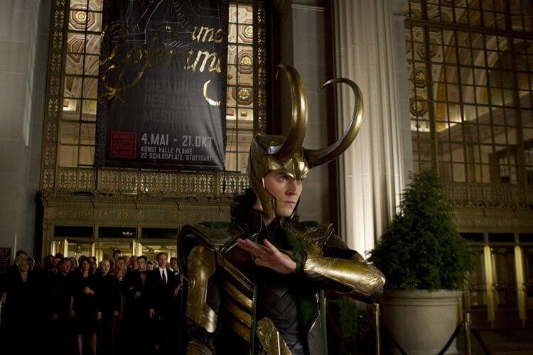 《復仇者聯盟》中,湯姆希德斯頓飾演的反派洛基也是觀眾喜愛的對象。