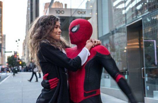 《蜘蛛人:離家日》(Spider-man: Far from Home) 劇照