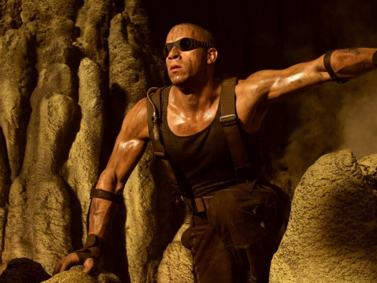 《超世紀戰警》(The Chronicles of Riddick) 劇照。
