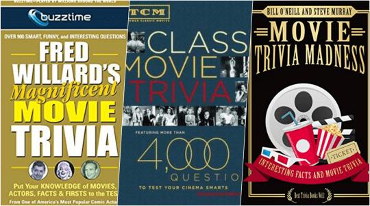 電影常識叢書 Movie trivia。