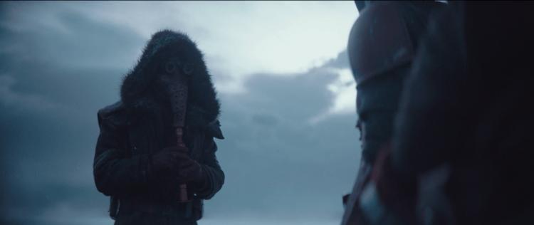《曼達洛人》庫巴茲船夫曾在《星際大戰四部曲:曙光乍現》登場過。