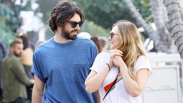 伊莉莎白歐森與阿涅特已經在日前宣布結婚。