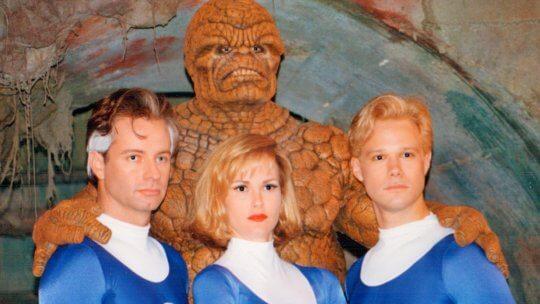 新地平線影業製作的《驚奇 4 超人》