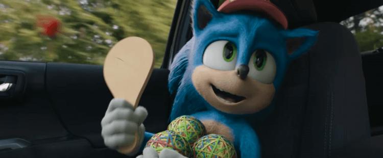 《音速小子》(Sonic the Hedgehog) 新造型可愛