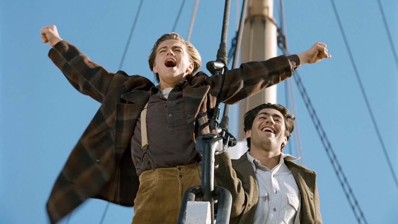 卡麥隆自爆《鐵達尼號》經典「世界之王」台詞曾被李奧納多嫌棄過?全靠他怒罵才保住首圖