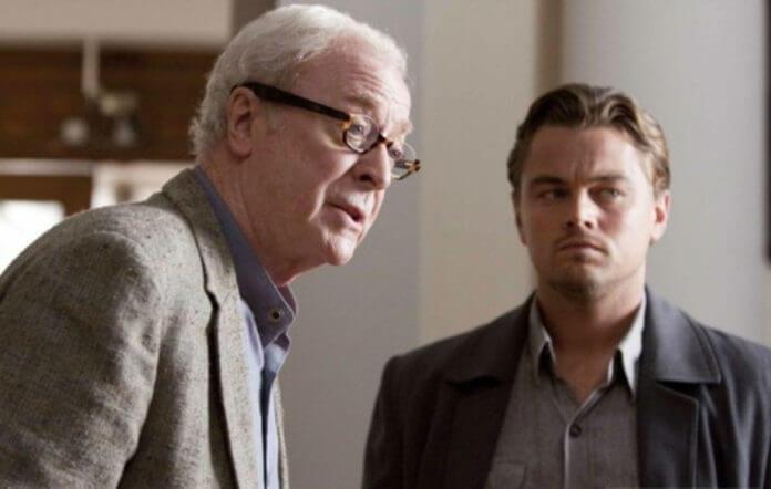 《全面啟動》米高肯恩飾演李奧納多角色科柏的岳父,也是教導科柏如何進入夢境世界的導師。