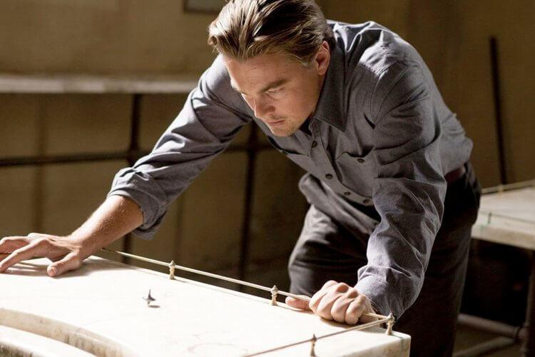 諾蘭執導的《全面啟動》由李奧納多狄卡皮歐主演。