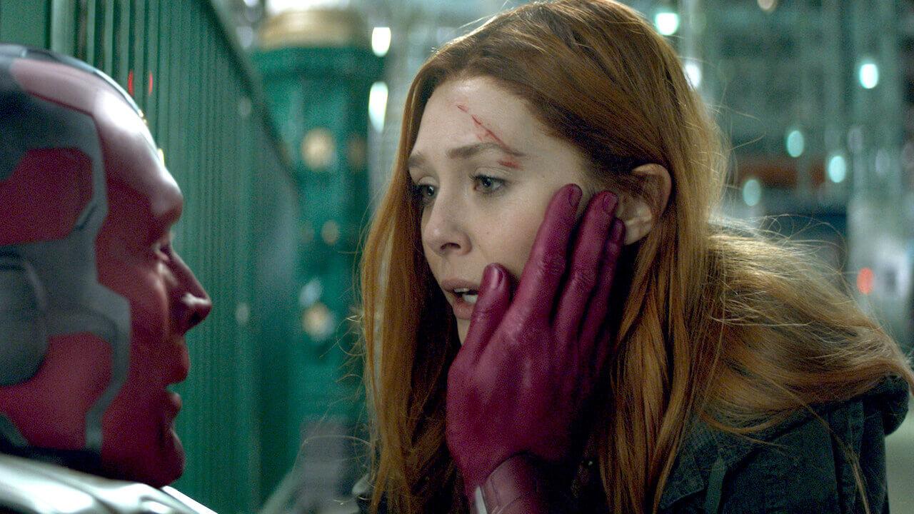 【復仇者聯盟】緋紅女巫到底多強大?(下) X 戰警待之如敵,萬磁王之女能與幻視共擁幸福嗎?首圖