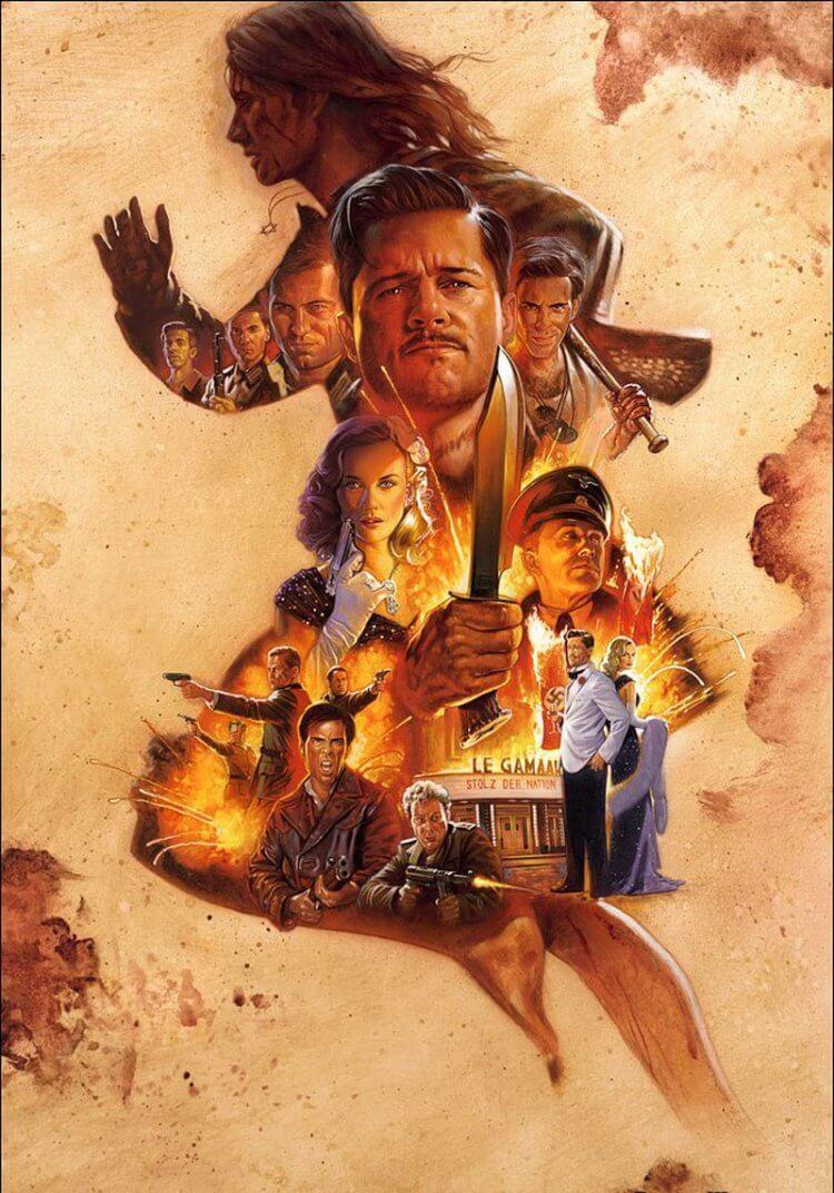 昆汀塔倫提諾執導作品《惡棍特工》尚有大量素材可以重新剪輯,有機會在其他影音平台推出超完整版。