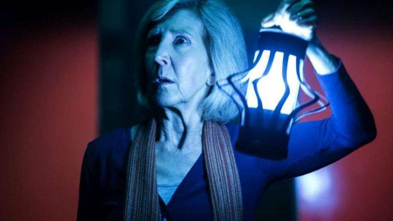 琳雪伊飾演的靈媒是《陰兒房第 4 章:鎖命亡靈》的關鍵。