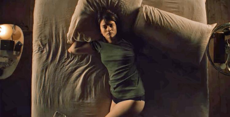 《絕夜逢生》寶琳耶媞。